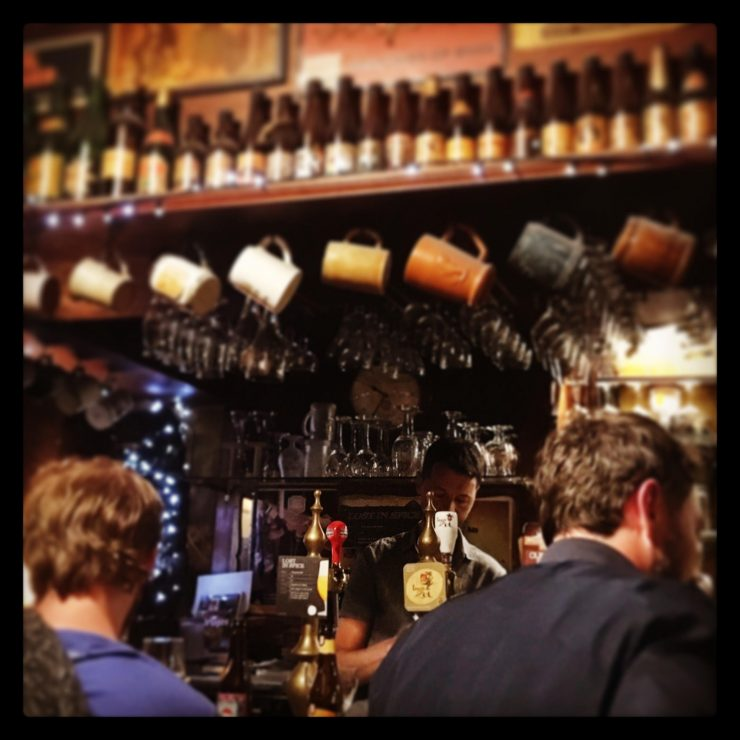 't Brugs Beertje - the best bar in Bruges