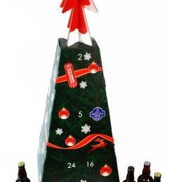 Best of British Beer advent calendar