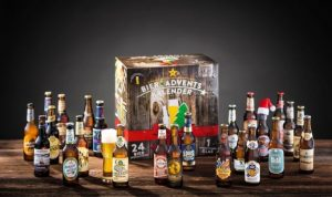Kalea beer advent calendar from Groupon