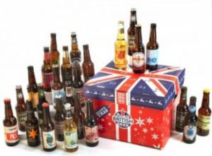 Craft beer cube from Funkyhampers