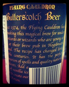Butterscotch Beer butterbeer
