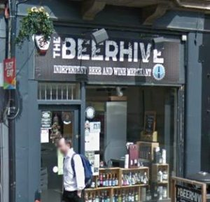 Beerhive Edinburgh independent merchant