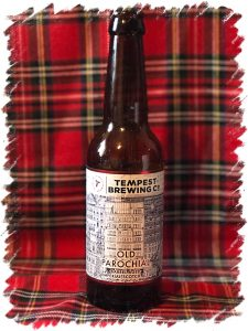 Tempest Brewing Co Old Parochial